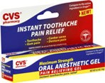 CVS Maximum Strength Oral Anesthetic Gel