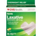 CVS Gentle Laxative Tablets