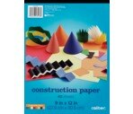 Caliber Construction Paper Assorted Colors