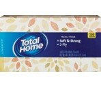 Total Home by CVS  Facial Tissue Soft & Strong 2-Ply, Assorted Box Colors
