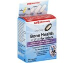 CVS One Daily Bone Health Capsules