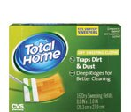 Total Home by CVS Dry Sweeping Cloths