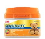 CVS Sensitivity Infant Formula Low Lactose Milke Based Powder, 0-12 Months