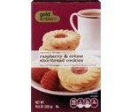 CVS Gold Emblem Absolutely Divine Raspberry Creme Shortbread Cookies