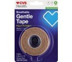 CVS Unstretched Gentle Tape (2 inches x 2.2 yards)