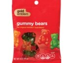CVS Gold Emblem Gummy Bears