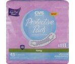 CVS Protective Pads Long, Ultimate Absorbency