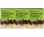 CVS Gold Emblem 100% Natural California Raisins