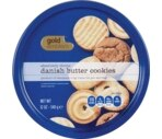 CVS Gold Emblem Danish Butter Cookies