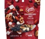 CVS Gold Emblem Cranberry Nut Trail Mix