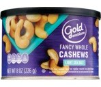 CVS Fancy Whole Cashews Lightly Salted