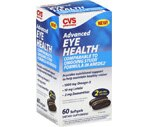 CVS Advanced Eye Health Softgels