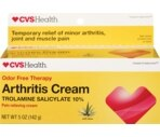 CVS Odor Free Arthritis Pain Relieving Cream