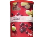 CVS Gold Emblem California Raisins