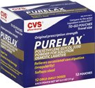 CVS Original Prescription Strength Purelax Pouches
