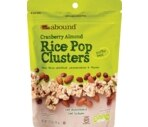 CVS Gold Emblem Abound Cranberry Almond Rice Pop Clusters, Gluten Free