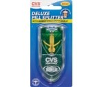 CVS Deluxe Pill Splitter with Magnifier & Safety Shield
