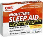 CVS Nighttime Sleep-Aid Tablets