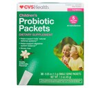 CVS Health Children's Probiotic Packet, 30CT
