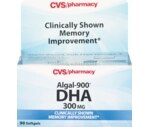 CVS Algal-900 DHA Softgels