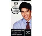 CVS Men's Shampoo-In Haircolor Natural Jet Black