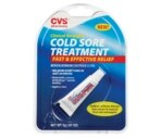CVS Clinical Strength Cold Sore Treatment