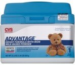 CVS Advantage Infant Forumla Milk-Based Powder