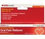 CVS Oral Pain Reliever Anesthetic Paste Maximum Strength