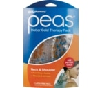 CVS Peas Hot or Cold Therapy Pack Neck & Shoulder