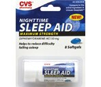 CVS Nighttime Maximum Strength Sleep Aid Softgels