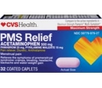 CVS Maximum Strength PMS Formula Coated Caplets