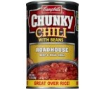 Campbell's Chunky Beef & Bean Chili Roadhouse
