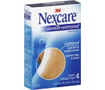Nexcare Absolute Waterproof Adhesive Pads
