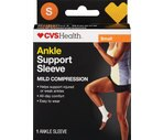 Futuro Comfort Lift Ankle Support Small