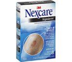 Nexcare Tegaderm Transparent Dressings 2-3/8 Inches X 2-3/4 Inches