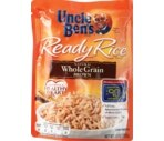 Uncle Ben's Whole Grain Brown Ready Rice Pouch
