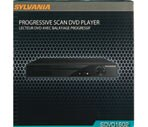 Sylvania Progressive Scan DVD Player