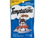 Whiskas Temptations Savoury Salmon Cat Treats