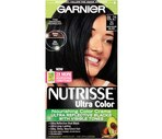 Garnier Nutrisse Ultra Color Permanent Haircolor Ultra Reflective Blue Black BL 21