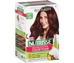 Garnier Nutrisse Nourishing Color Foam Permanent Color Light Intense Auburn 6RR