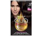 Garnier Olia Oil Powered Permanent Haircolor, 4.0 Dark Brown