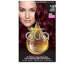 Garnier Olia Oil Powered Permanent Haircolor, 4.60 Dark Intense Auburn