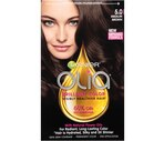 Garnier Olia Oil Powered Permanent Haircolor, 5.0 Medium Brown