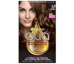 Garnier Olia Oil Powered Permanent Haircolor, 6.0 Light Brown
