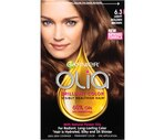 Garnier Olia Oil Powered Permanent Haircolor, 6.3 Light Golden Brown