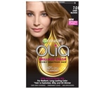 Garnier Olia Oil Powered Permanent Haircolor, 7.0 Dark Blonde