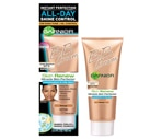 Garnier Skin Renew Miracle Skin Perfector BB Cream: Combination to Oily, Deep