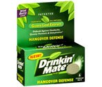 Drinkin Mate Hangover Defense Effervescent Tablets