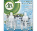 Air Wick Scented Oil-Twin Refill Fresh Waters