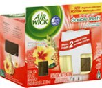 Air Wick Scented Oil Starter Kit Double Fresh Island Paradise
